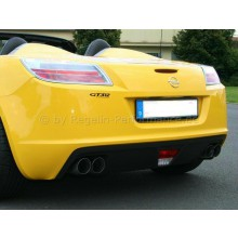3'' Sports Exhaust for Opel GT / Saturn Sky 2.0 Turbo